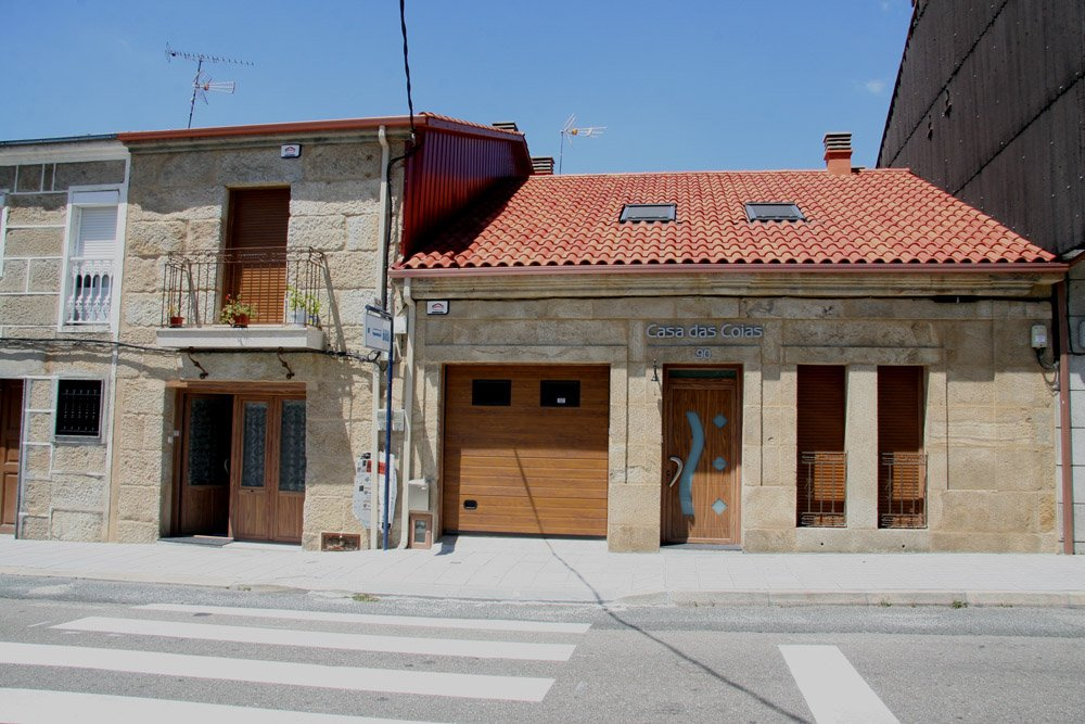 Casa Das Coias